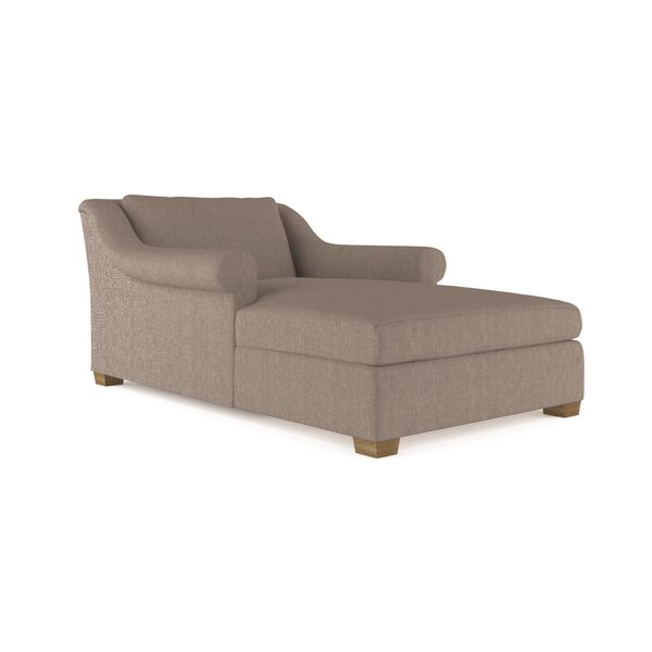 Auberge Linen Chaise Lounge