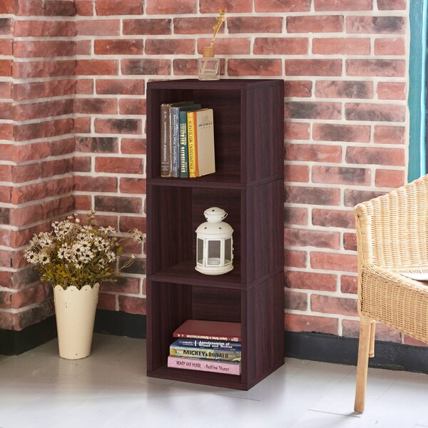 Berenice Standard Bookcase by Ebern Designs