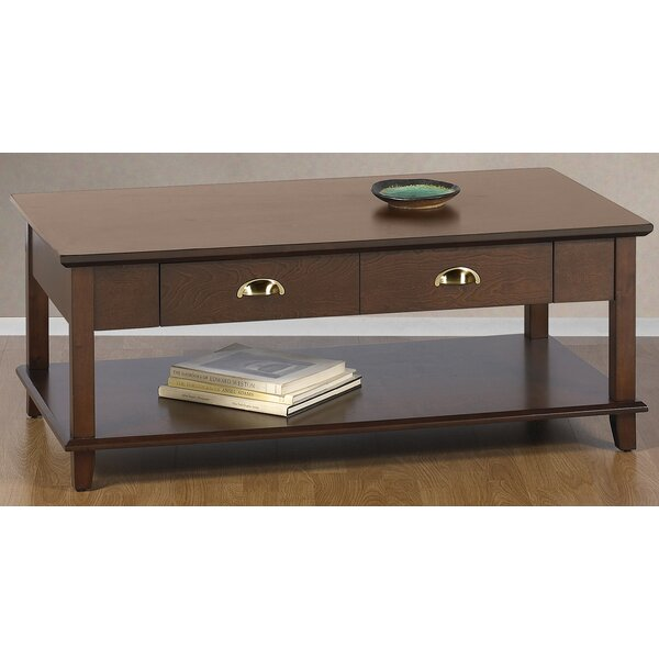 Haynes Coffee Table by Charlton Home