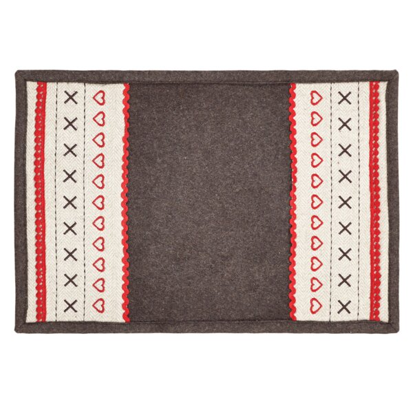 Smithville Placemat (Set of 6) by Red Barrel Studio