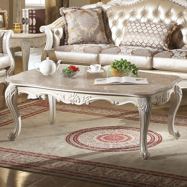 Chantello Coffee Table by A&J Homes Studio