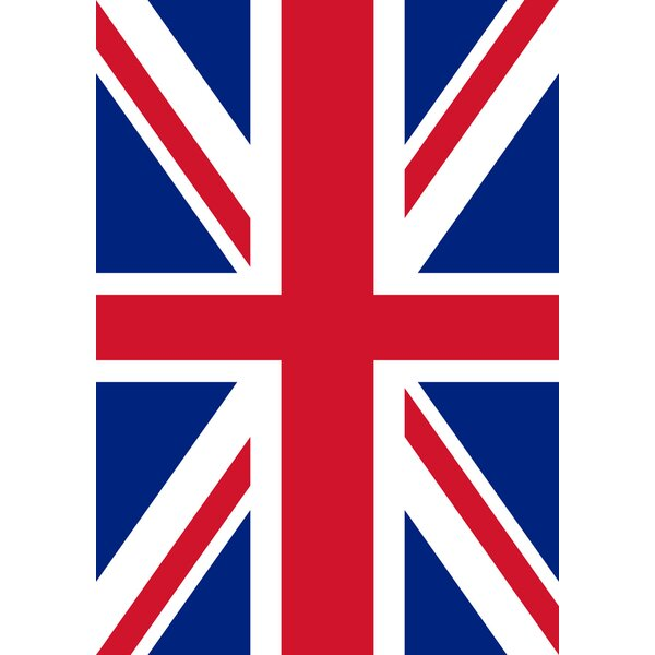 The United Kingdom Garden flag by Toland Home Garden