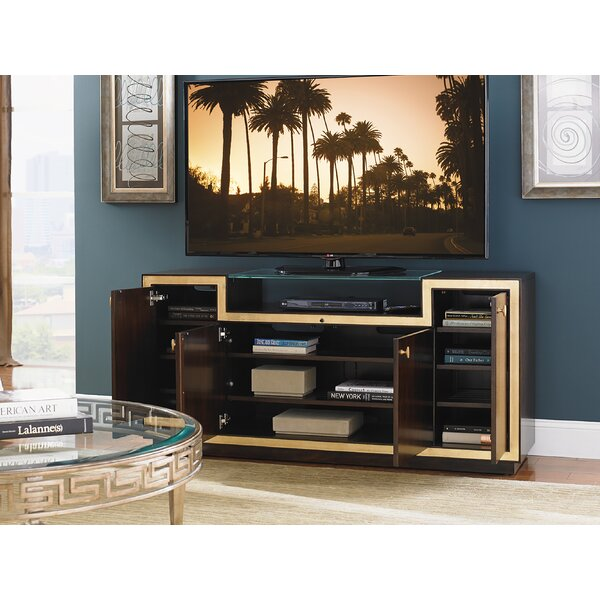Paramount Bel Aire TV Stand For TVs Up To 75