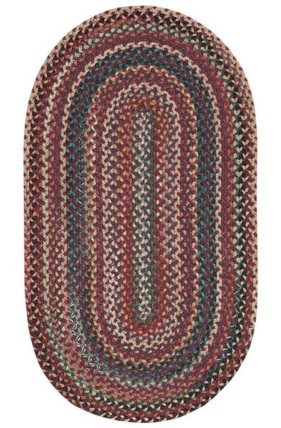 Kenji Red Area Rug by Loon Peak