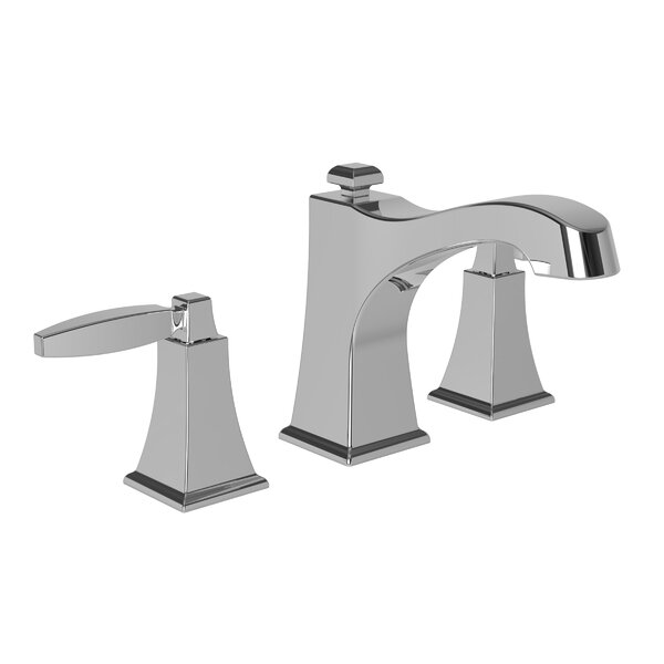 Rydder Lavatory Widespread Bathroom Faucet with Drain Assembly
