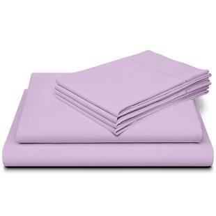 Morabito Hotel Luxury Marrow Hem 800 Thread Count 100% Cotton Sheet Set ByLatitude Run