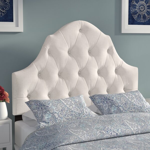 Redfield Upholstered Panel Headboard by Three Post
