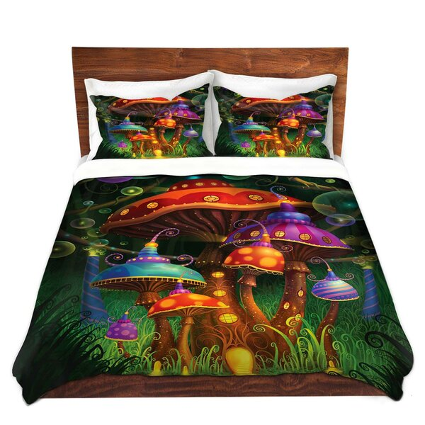 Enchanted Evening Duvet Cover Set