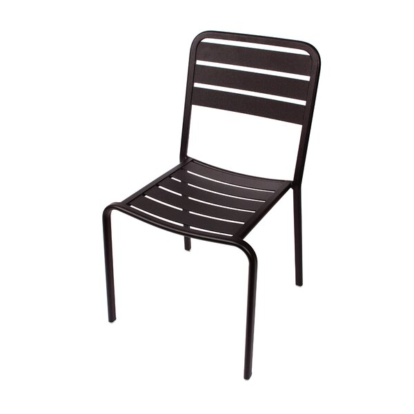Vista Stacking Patio Dining Chair by BFM Seating BFM Seating