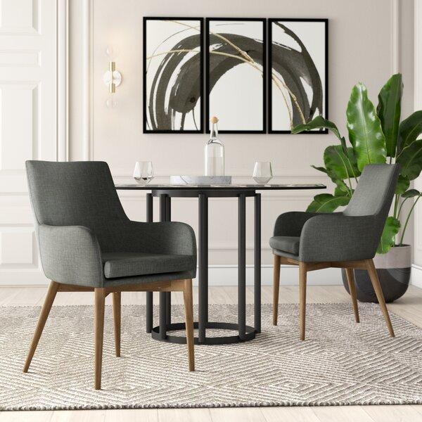 McFetridge Armchair (Set of 2) by Mercury Row