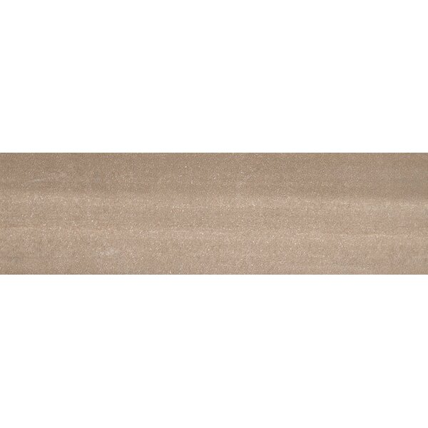 Perspective 6 x 24 Porcelain Fabric Look/Field Tile in Taupe by Emser Tile
