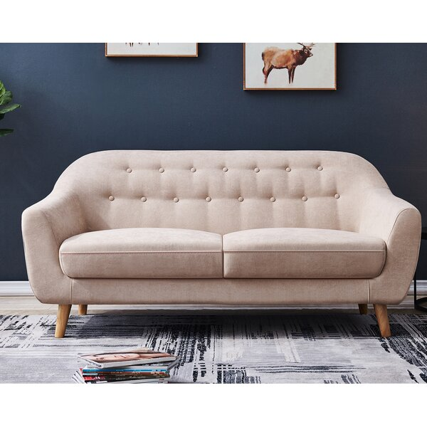 Free Shipping & Free Returns On Burchell Loveseat by Corrigan Studio by Corrigan Studio