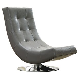 Swivel Lounge Chair By Hokku Designs
