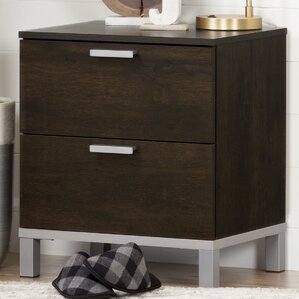 Flexible 2 Drawer Nightstand by South Shore