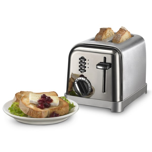 2 Slice Toaster by Cuisinart