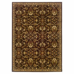 Abell Brown/Beige Area Rug