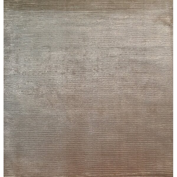Dove Courduroy Beige Area Rug by Exquisite Rugs