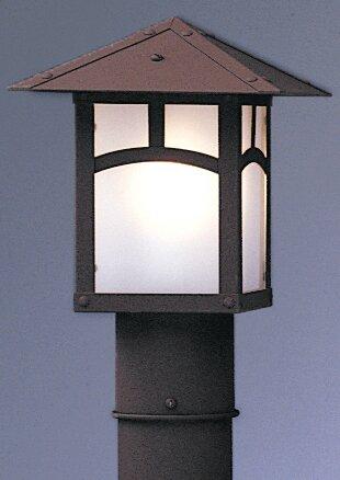 Evergreen Outdoor 1-Light Lantern Head by Arroyo Craftsman