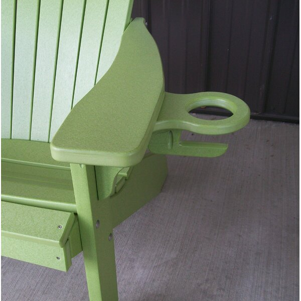 Jarman Adirondack Chair Cupholder by Highland Dunes
