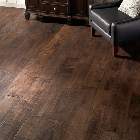 Albero Valley Farmhouse 7 12 Engineered Maple Hardwood Flooring In