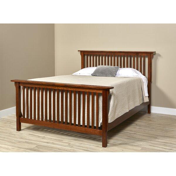 Kristin Standard Bed By Loon Peak by Loon Peak Discount