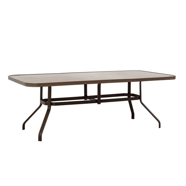 Terrabay Dining Table by Outdoor Masterpiece