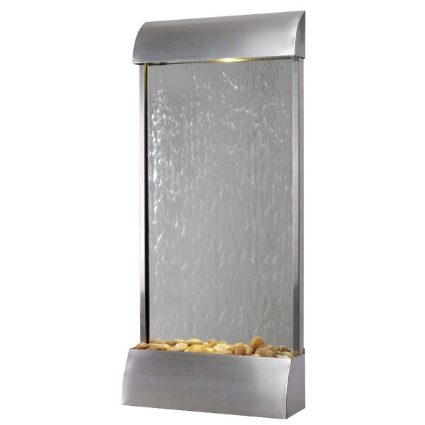 Metal Fountain with Light by Wildon Home ®
