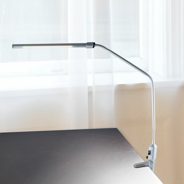 Bulger Hills Strip LED Clamp 41 Desk Lamp by Zipcode Design