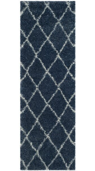 Macungie Blue Indoor Area Rug by Gracie Oaks