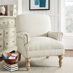 Striped Accent Chairs Youu0027ll Love | Wayfair.ca