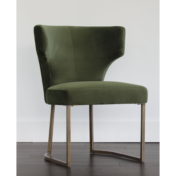 Yorkville Upholstered Dining Chair by Sunpan Modern Sunpan Modern