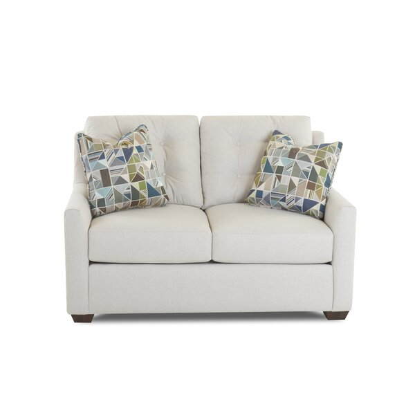 Selene Loveseat by Alcott Hill