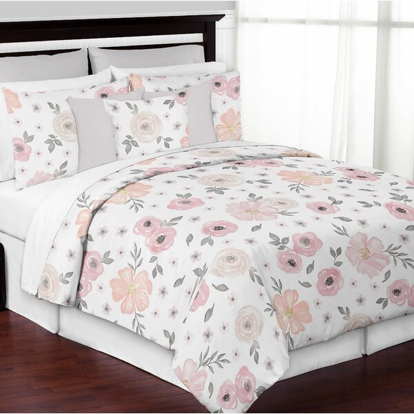 Floral Comforter Set by Sweet Jojo Designs