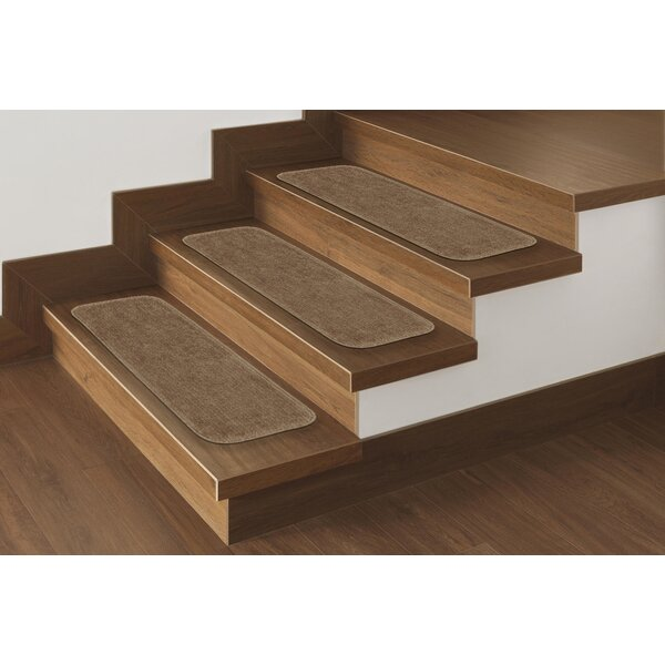 Ham Lake Stair Tread (Set of 7) by Andover Mills
