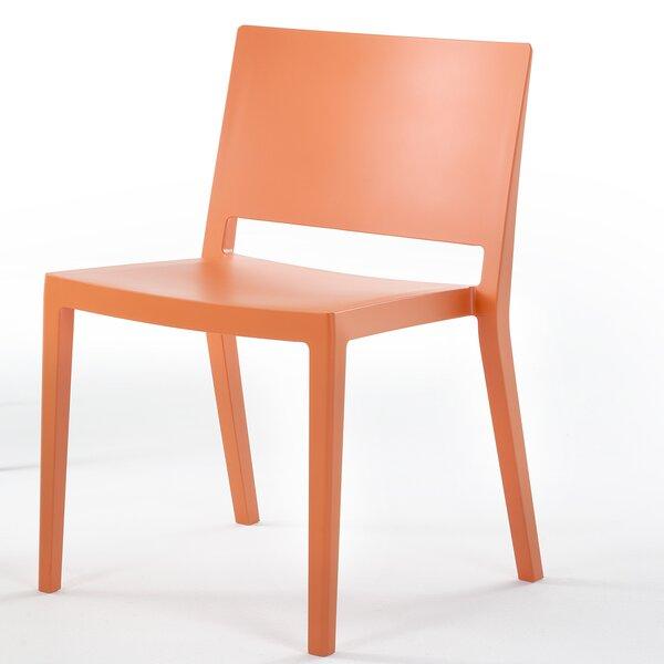 Lizz Matt Side Chair (Set of 2) by Kartell Kartell