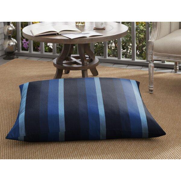 Malia Indoor/Outdoor Floor Pillow by Breakwater Bay
