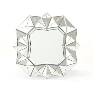 Wrought Studio Byrge Square Accent Mirror
