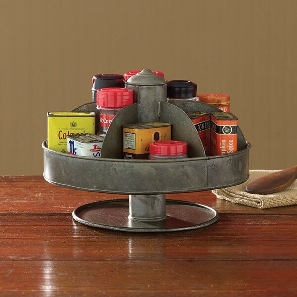 Cedeno Lazy Susan by Gracie Oaks