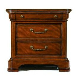 Edith 3 Drawer Nightstand by Darby Home Co
