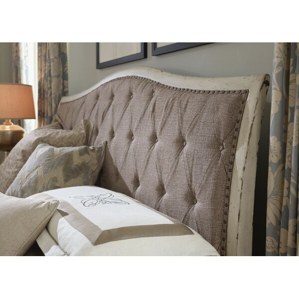 Dicha Upholstered Panel Headboard by Ophelia & Co.