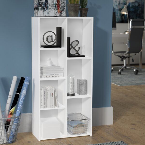 Gonzales Standard Bookcase by Ebern Designs