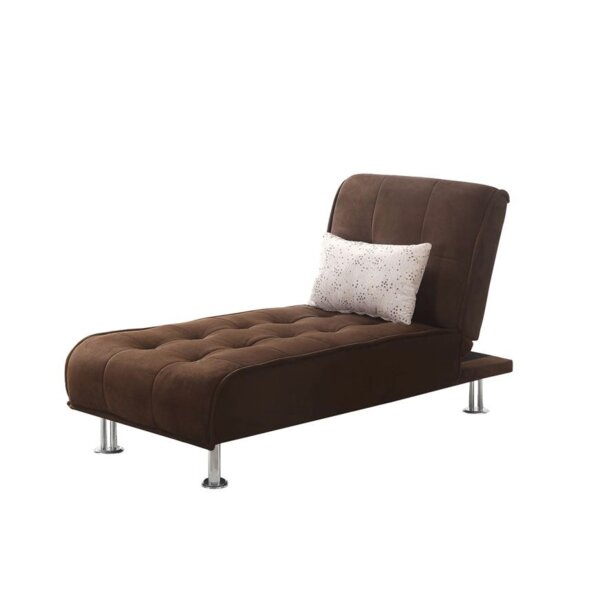 Lawrence Hill Chaise Lounge by Latitude Run