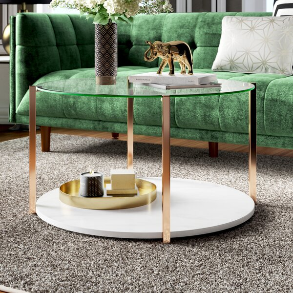 Hartranft Coffee Table With Storage By Mercer41