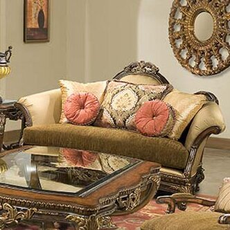Valuable Price Clinkscales Loveseat by Fleur De Lis Living by Fleur De Lis Living