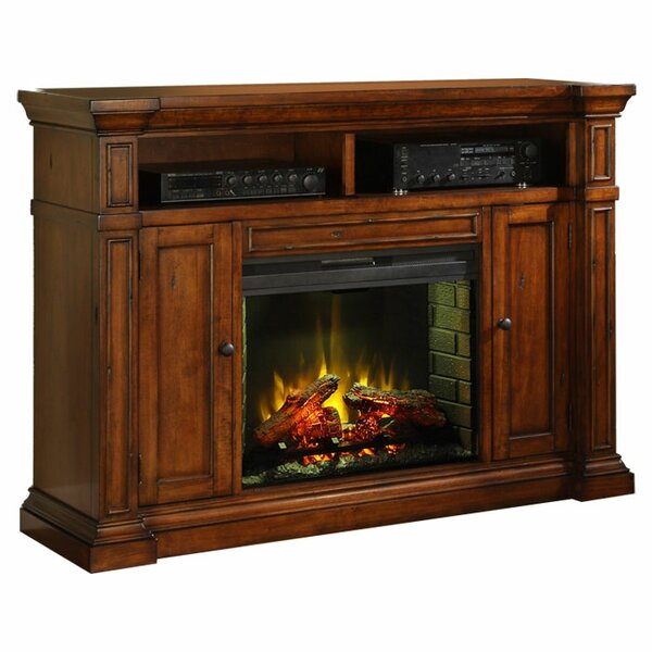 Berkshire 58 TV Stand with Fireplace by Legends Furniture