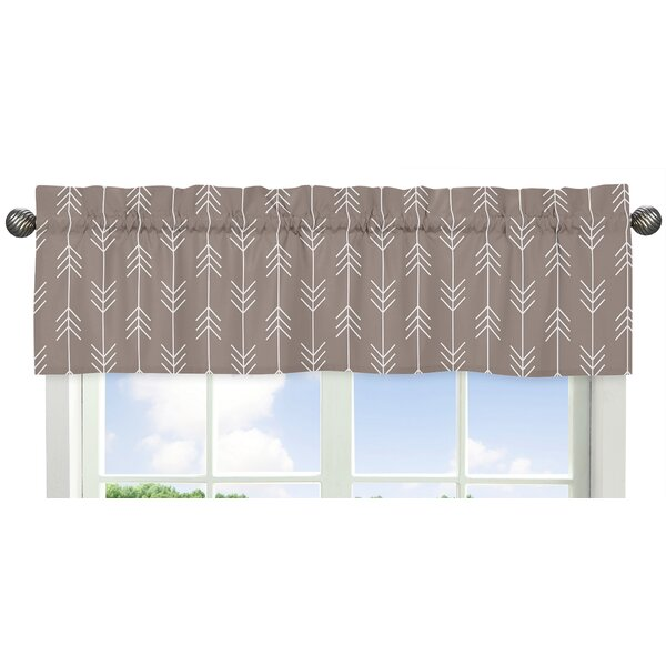 Outdoor Adventure Arrow 54 Window Valance by Sweet Jojo Designs