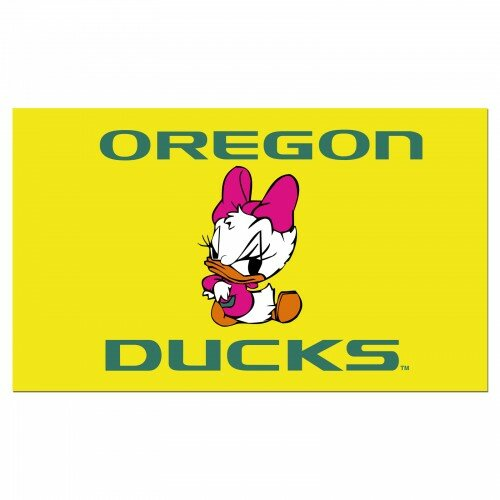 Ducks Polyester 3 x 5 ft. Flag by NeoPlex