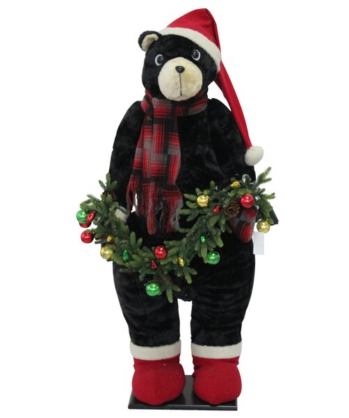 Christmas Bear Inflatable by RG Style