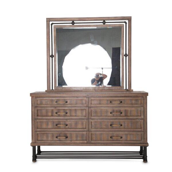 ZanowitZ 8 Drawer Dresser by 17 Stories