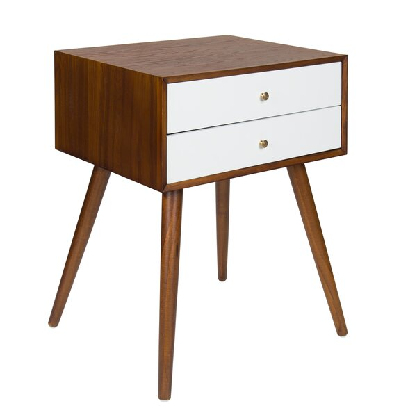 Chiu End Table by George Oliver